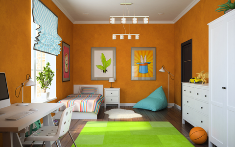 Childroom interior