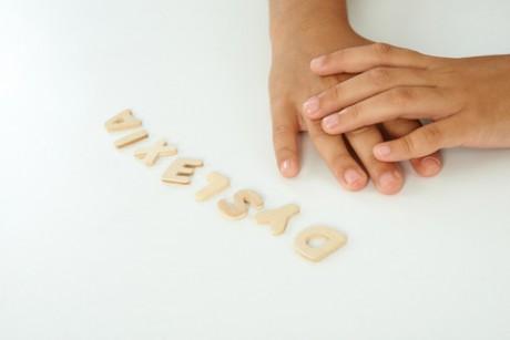 Dyslexia letters