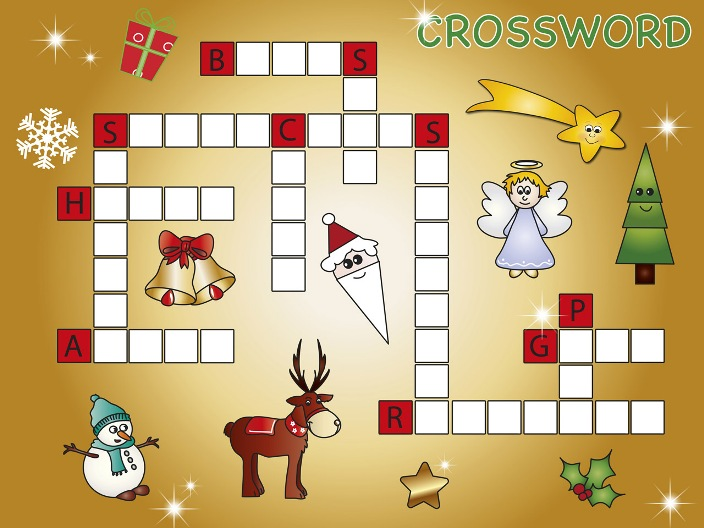 Crossword Puzzle: Christmas 2