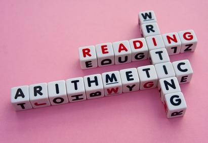 Reading Writing Arithmetic 2