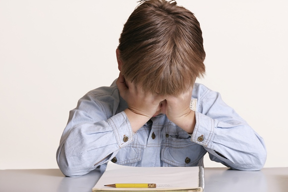 Child hates reading 2