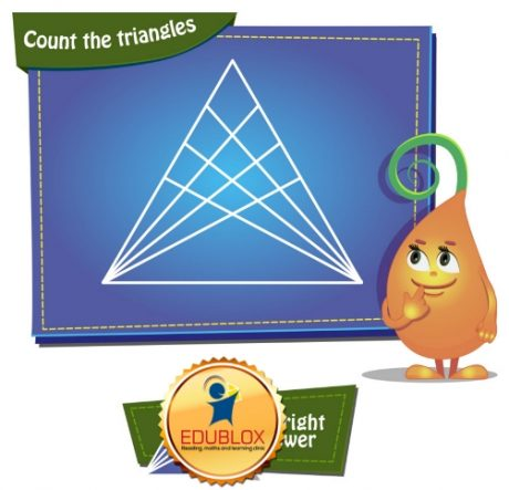 Count the triangles 6