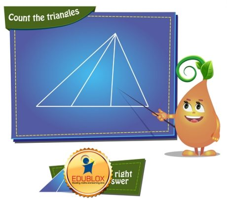 Count the triangles 7