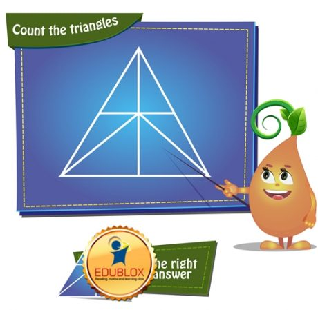 Count the triangles 8